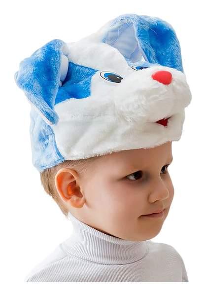 Карнавальная шапка Бока Кролик мальчик, 54-56 см 1140