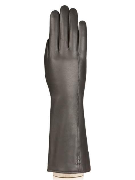 Перчатки женские Labbra LB-0195 серые 7.5