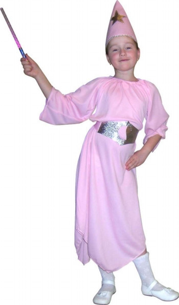 Карнавальный костюм Snowmen Фея, цв. розовый р.110