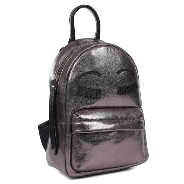 Рюкзак женский FABRETTI 15859C3-W4-046/018 серый