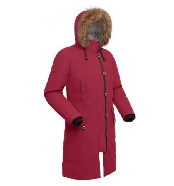 Пуховое пальто  HATANGA LADY 1464-9255-048 БОРДО 48