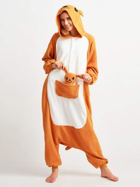 Кигуруми BearWear Кенгуру, оранжевый