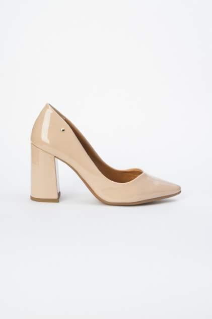 Туфли женские Velvet 302-03-BSS-03-IT бежевые 36 RU