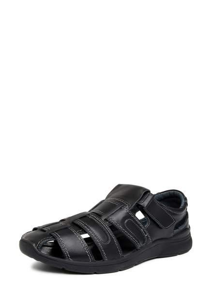 Мужские сандалии Alessio Nesca 02806080, черный