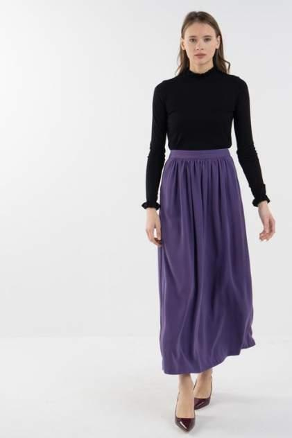 Юбка женская LA VIDA RICA 3202 фиолетовая 42 RU
