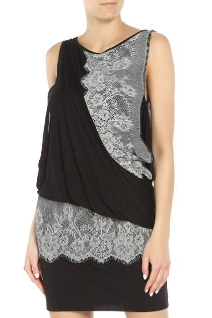 Платье женское PLEIN SUD JEANIUS R58/999 черное 38 FR