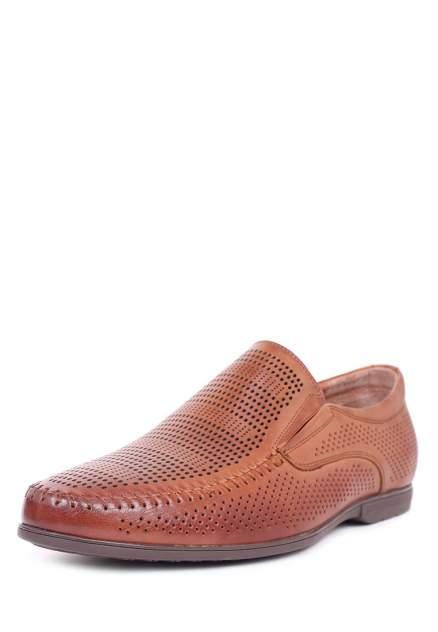 Туфли мужские Pierre Cardin 710017788, коричневый
