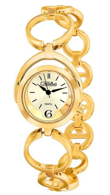 Наручные кварцевые часы Слава Инстинкт 6013182/2035