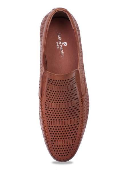 Туфли мужские Pierre Cardin 710017788 коричневые 45 RU