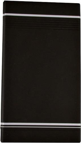 Визитница DURABLE Visifix на 200 визиток, черная (2385-58)