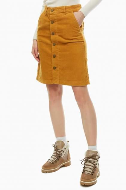 Женская юбка Tommy Jeans DW0DW07279 KAF, желтый