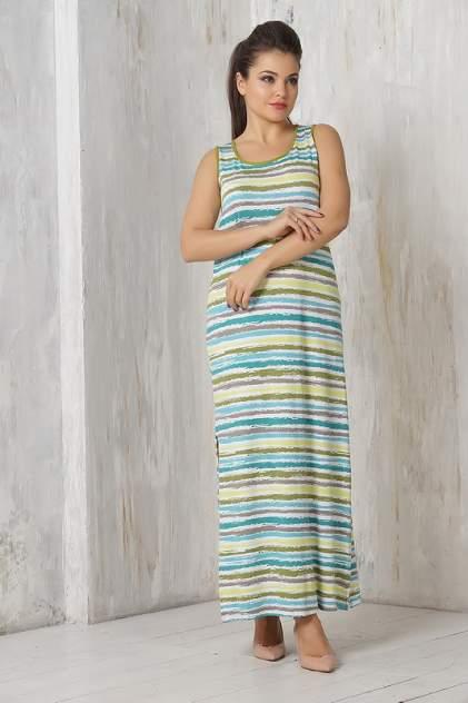 Женское платье VAY 3289, зеленый