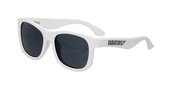 Очки Babiators Limited Edition Navigator солнцезащитные шаловливый белый (0-2) NAV-011
