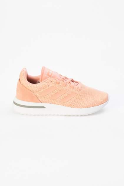 Кроссовки женские Adidas RUN70S розовые 37 RU