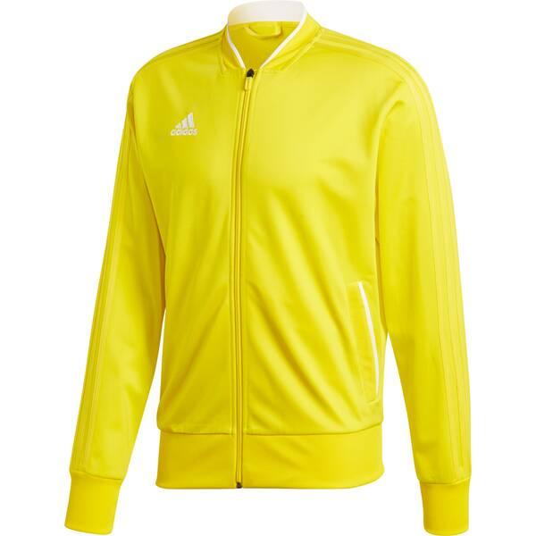 Толстовка Adidas Condivo 18, yellow/white, XL
