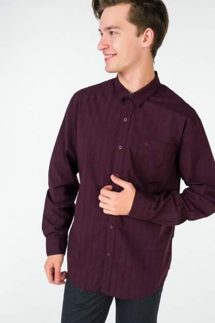 Рубашка мужская Dockers 5576200600 фиолетовая M