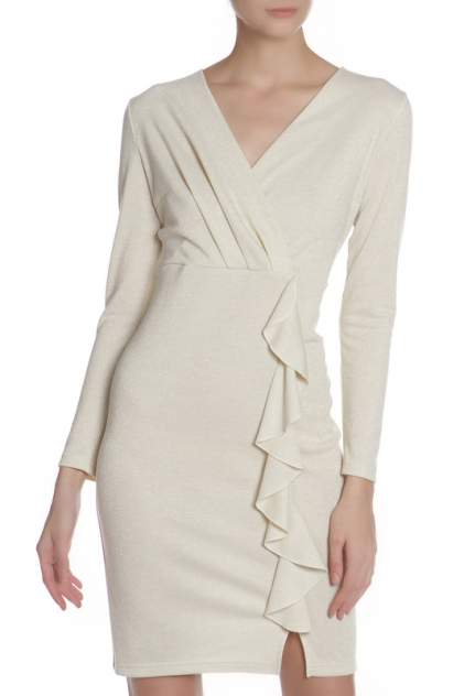Платье женское Adzhedo 41400 бежевое 3XL