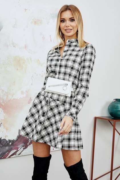 Платье женское AVEMOD AV 873 черное 42 IT