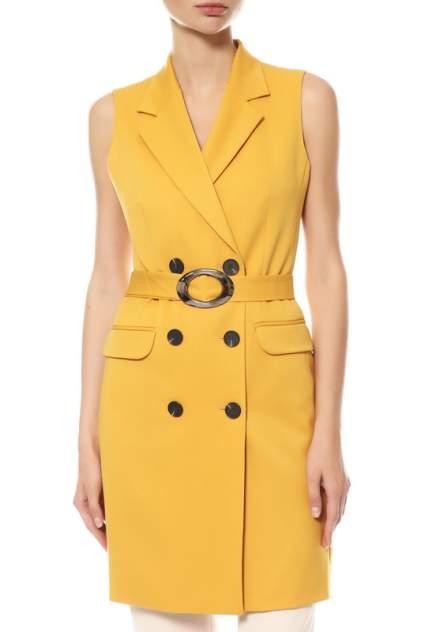 Женское платье La Biali 21.1/119 MUSTARD (ГОРЧИЧНЫЙ), желтый