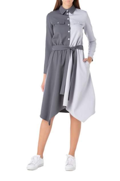 Платье женское Adzhedo 41775 серое M