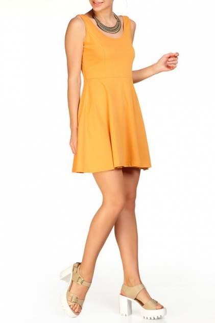 Платье женское Rocawear R021636 желтое S