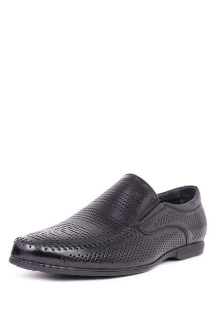 Туфли мужские Pierre Cardin 710017788, черный