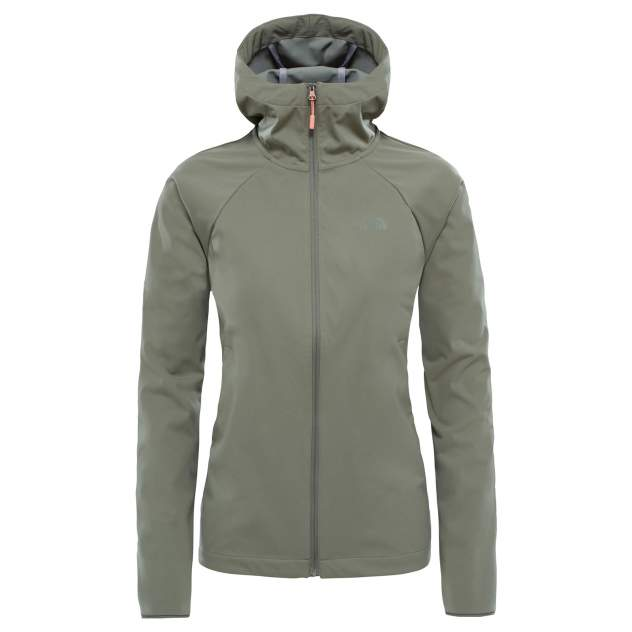 Куртка The North Face Inlux Softshell HD, deep lichen green, M INT