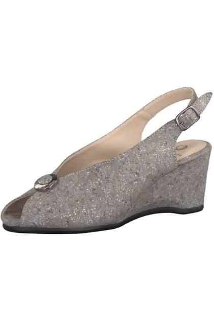 Туфли женские Be natural 8-8-29640-20-397/260 серые 40