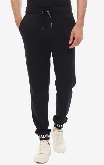 Брюки мужские Calvin Klein Jeans J30J3.12551.0990 черные/белые L
