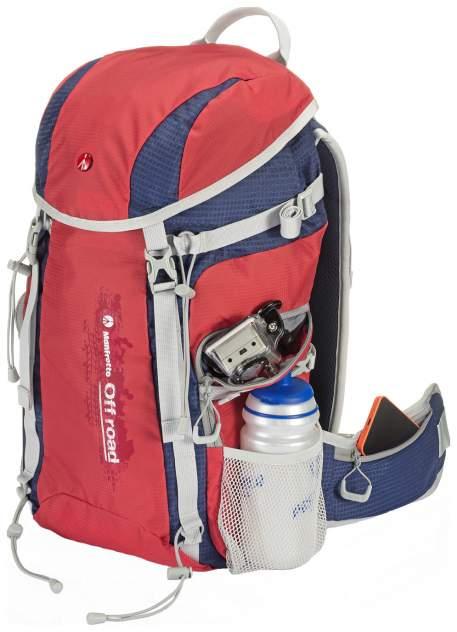 Рюкзак для фототехники Manfrotto Off Road 20 красный