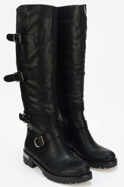 Сапоги женские Betsy 998700/01 черные 38 RU