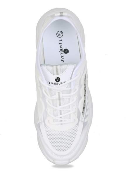 Кроссовки женские TimeJump 710019357 белые 36 RU