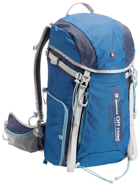 Рюкзак для фототехники Manfrotto Off Road 30 голубой