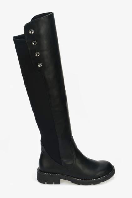 Ботфорты женские Keddo 898888/07 черные 37 RU