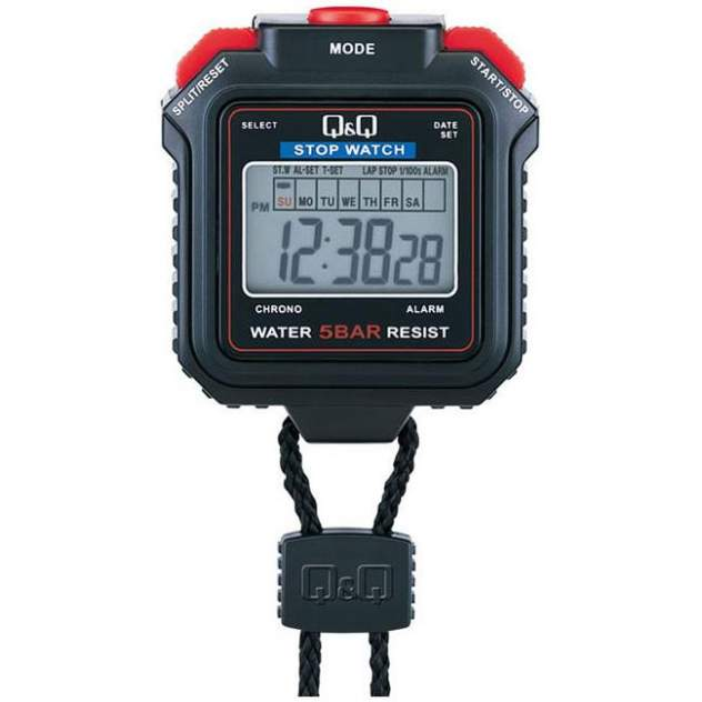 Карманные часы Q&Q HS43-001 черные