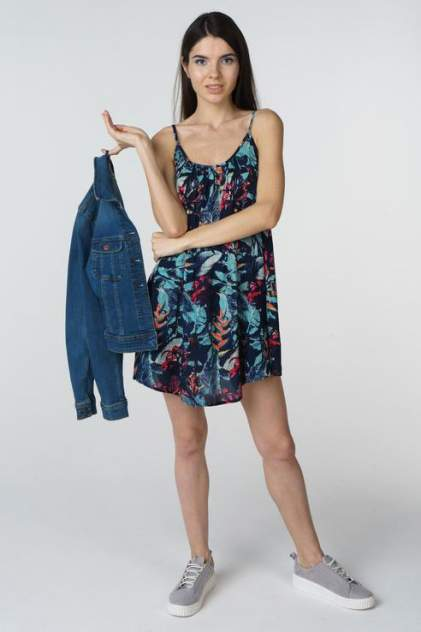 Женское платье Roxy ERJX603106, синий