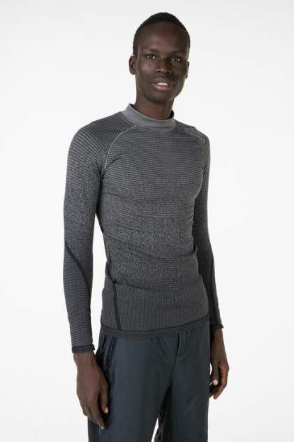 Лонгслив Adidas CZ9067, серый