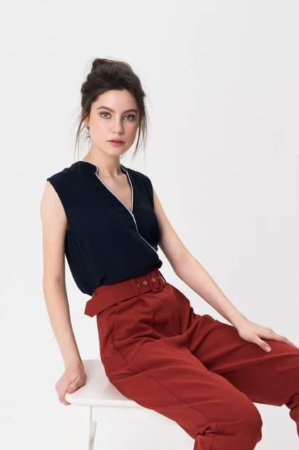 Блуза женская Vero Moda 10211984 синяя M