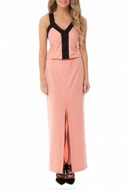 Платье женское Gloss 18318(06) розовое 42 RU