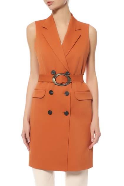 Женское платье La Biali 21.1/119 HONEY (ТЕРРАКОТОВЫЙ), коричневый