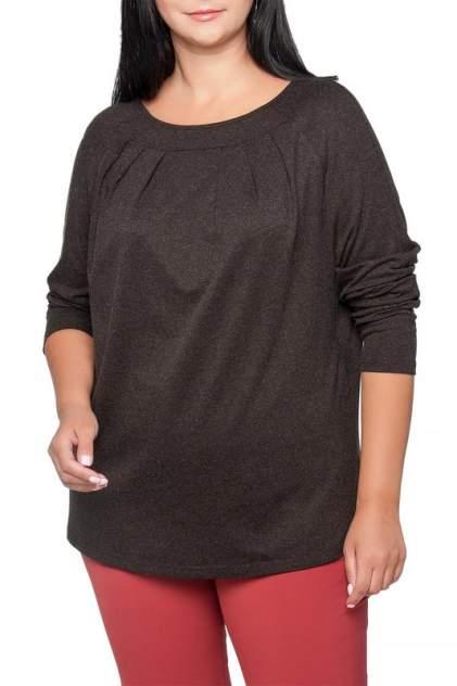Джемпер женский Limonti 752603 коричневый 54 RU