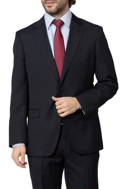 Пиджак мужской HOFFSTEIN 19S-SPR/H04-AI/5710-2 черный 48 EU