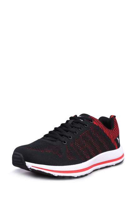 Кроссовки мужские TimeJump 710017621 черные/красные 43 RU