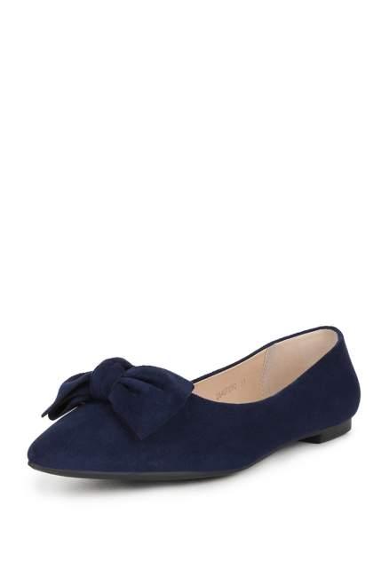Балетки женские T.Taccardi 710018555, синий