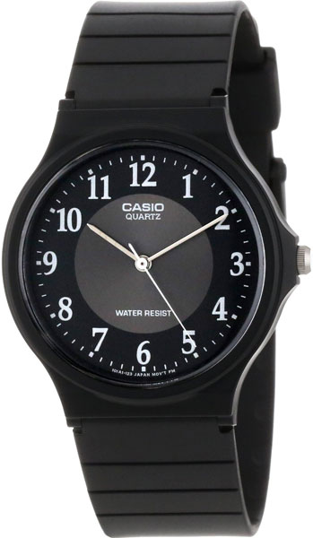 Наручные часы кварцевые мужские Casio Collection MQ-24-1B3
