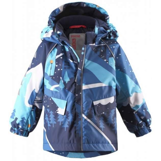Куртка детская Reima, цв. синий