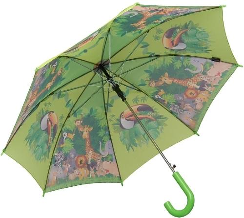 Детский зонт-трость DOPPLER Jungle (72759J)