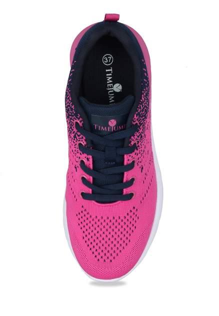 Кроссовки женские TimeJump 710019325 розовые 40 RU