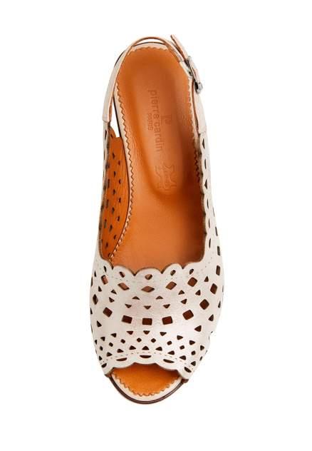 Туфли женские Pierre Cardin 273060J0 розовые 37 RU