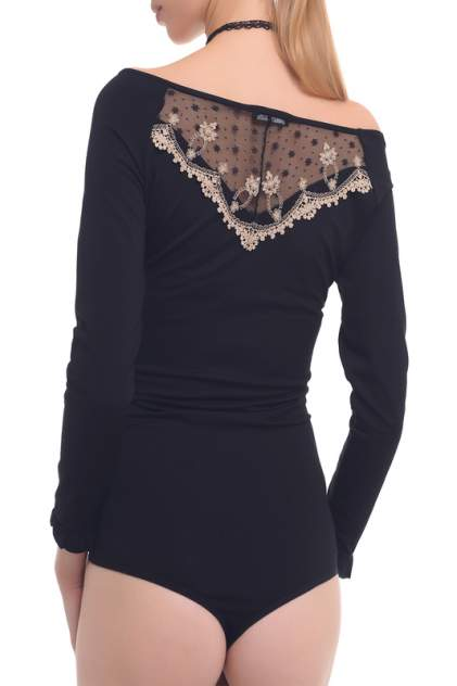 Блуза женская GENEVIE L 5505 черная L